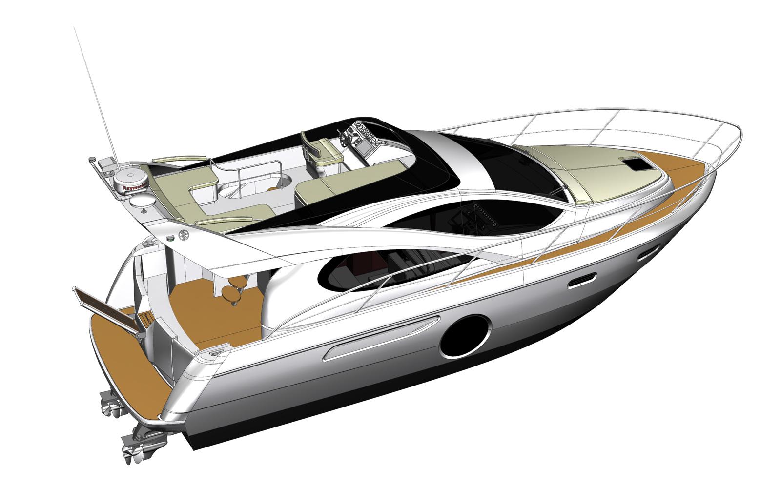 Carnevali Yachts - Modelli